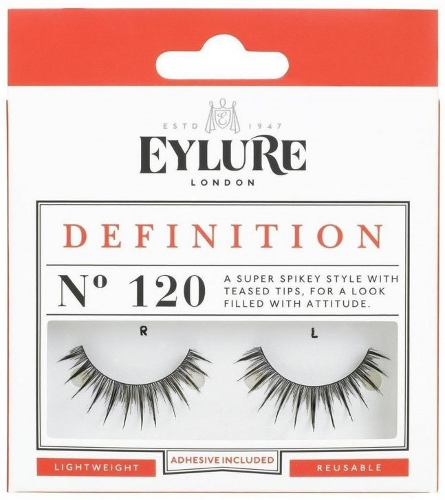 7d0fb8b3771 Buy Eylure Exaggerate False Lashes - No. 140 - Make Up for Women in UAE